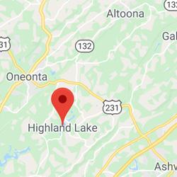 Highland Lakes, Alabama