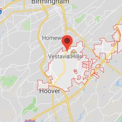 Vestavia Hills, Alabama