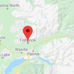 Fishhook, Alaska