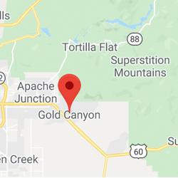 Gold Canyon, Arizona
