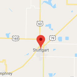 Stuttgart, Arkansas