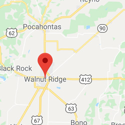 Walnut Ridge, Arkansas