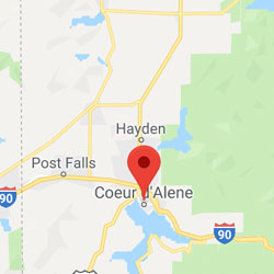 Coeur D'Alene, Idaho