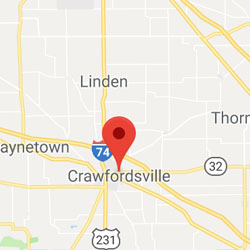 Crawfordsville, Indiana