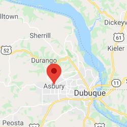 Asbury, Iowa