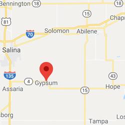 Gypsum, Kansas