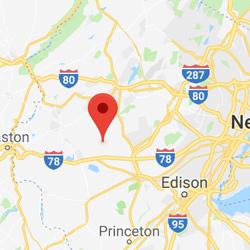 Tewksbury, New Jersey