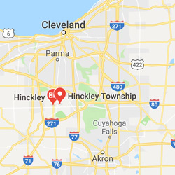Hinckley, Ohio