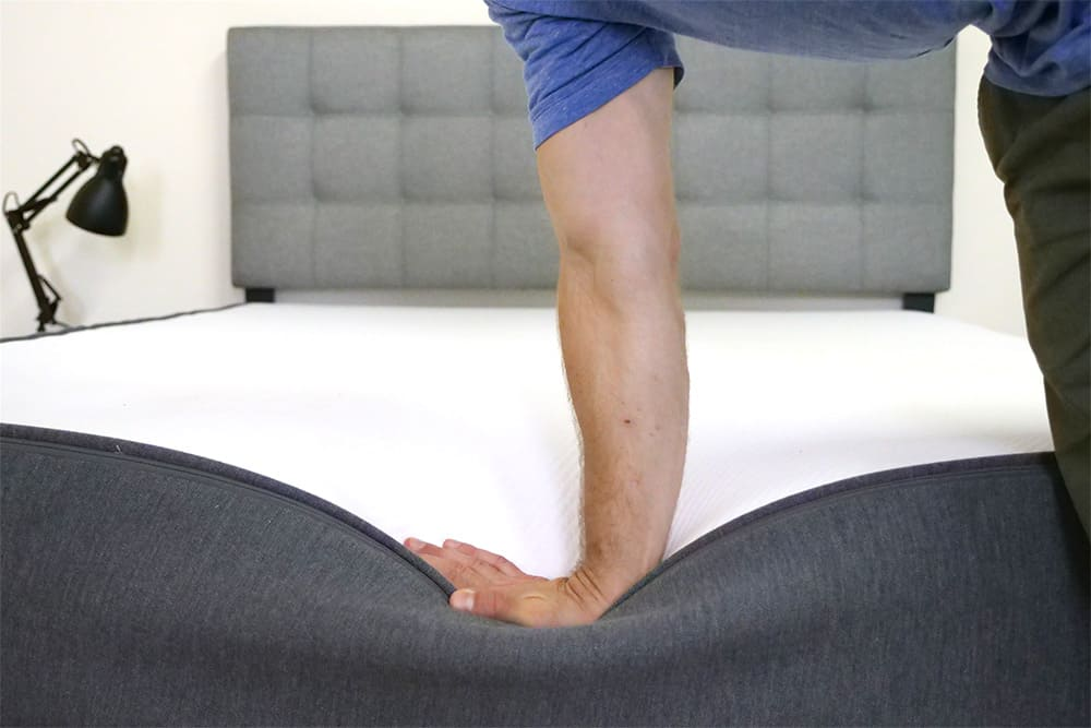 Casper Mattress Hand Press