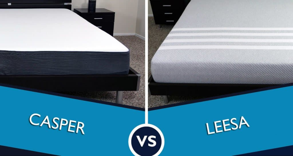 Casper vs. Leesa - Who will be #1?!