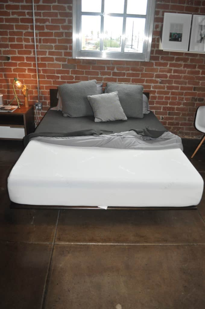 Tuft & Needle's Phoenix Showroom mattress