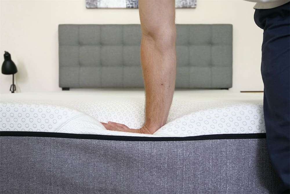 Yogabed Mattress Hand Press