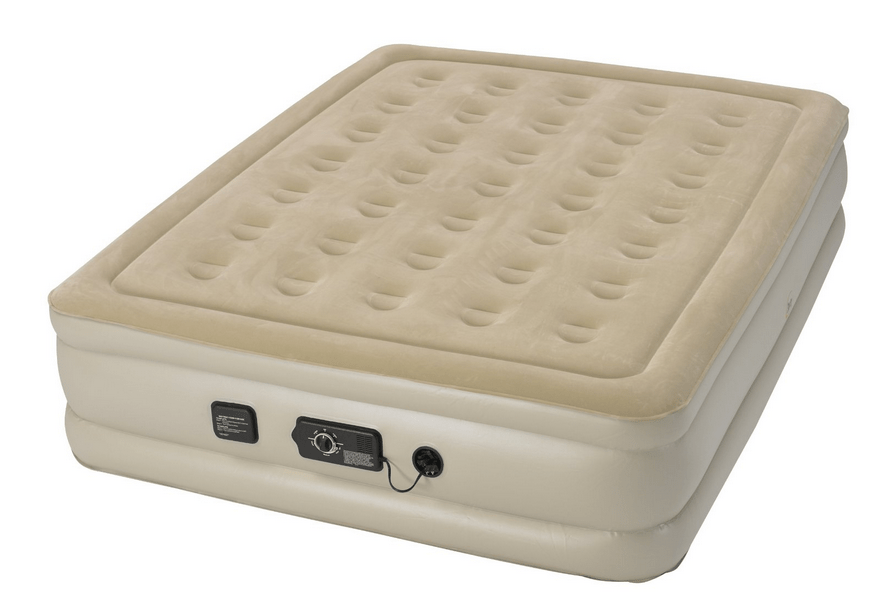 Air mattress - Serta Raised air mattress