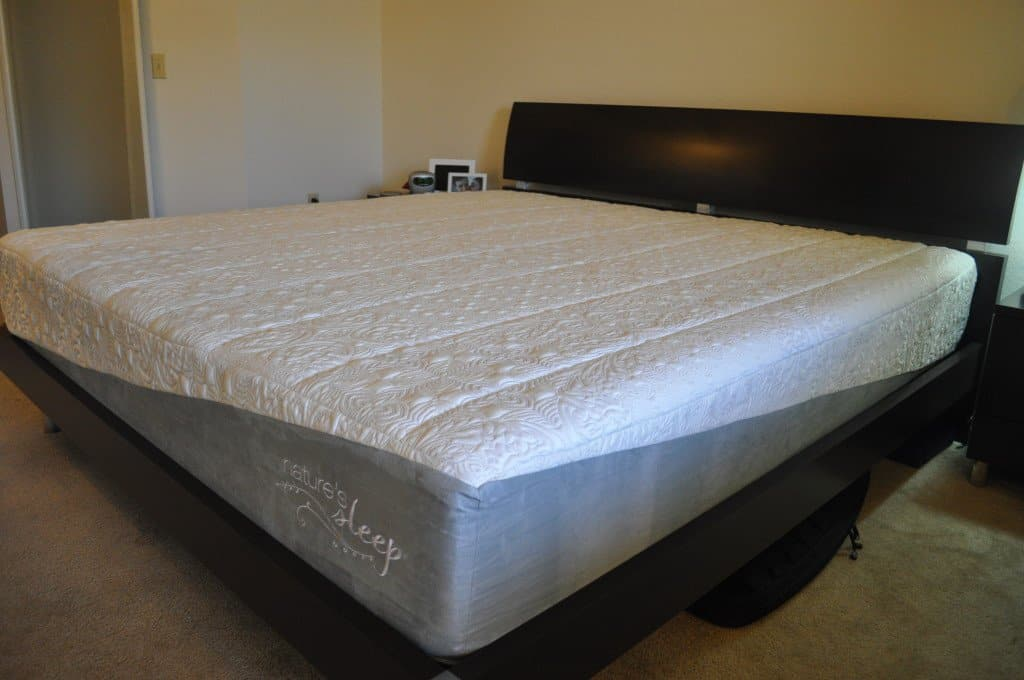 Natureu0027s Sleep Emerald Gel Memory Foam Mattress Review