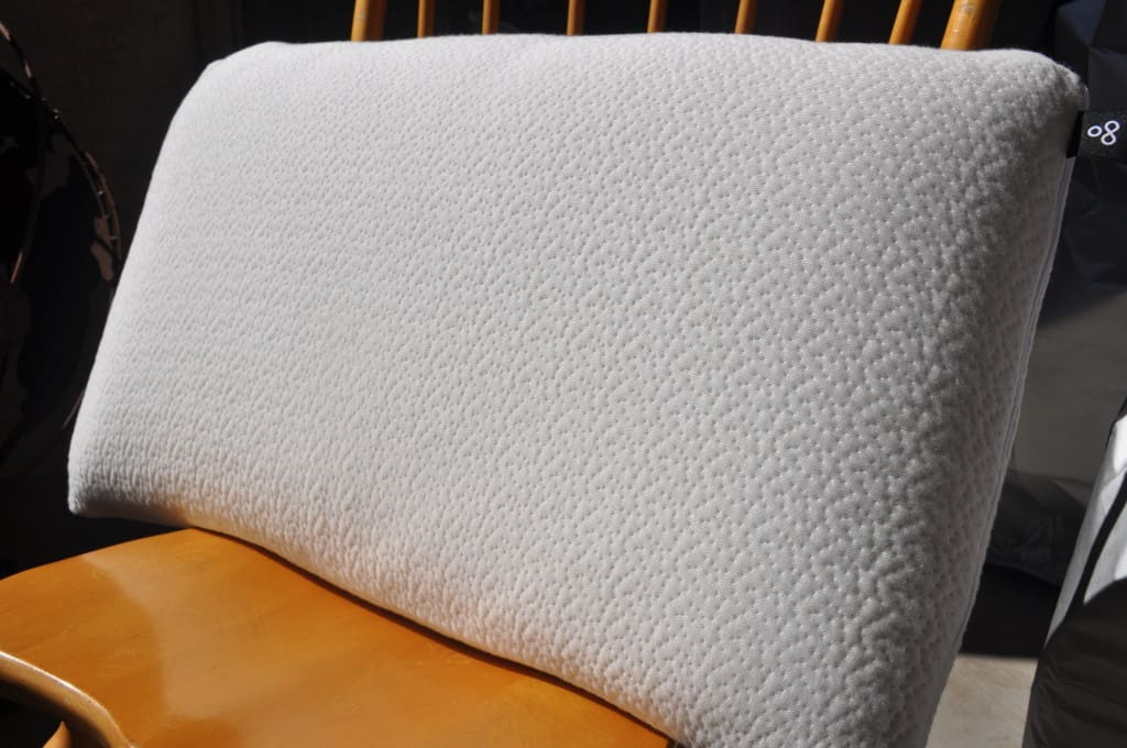 Yogabed pillow review