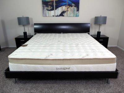 Loom &n Leaf mattress - King size