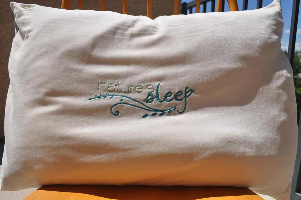 Nature's Sleep down alterantive pillow review