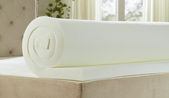 Nature's Sleep Memory Foam Topper
