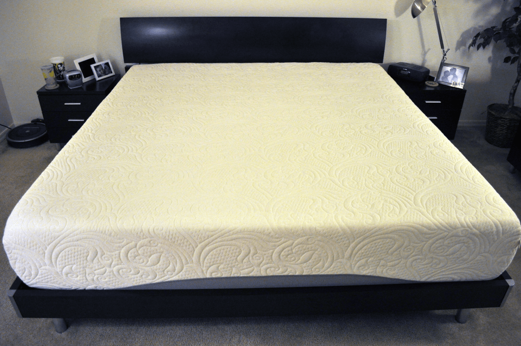 King sized Amerisleep Colonial mattress