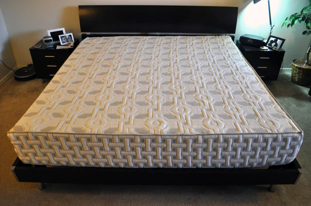 King sized 4Sleep mattress