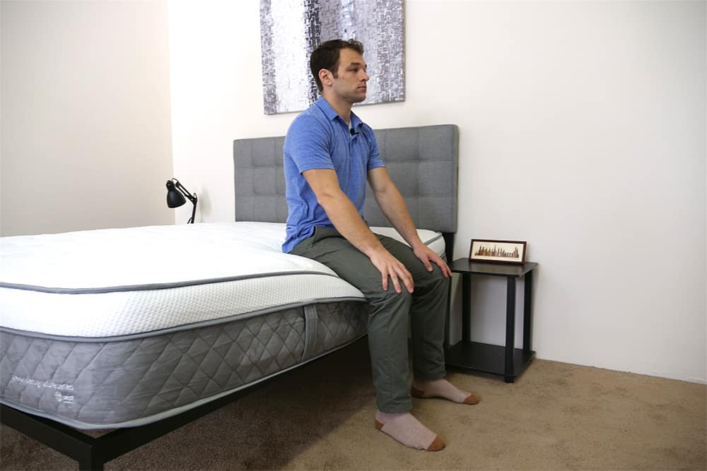 Nest - Alexander Series Mattress Edge Support Sitting