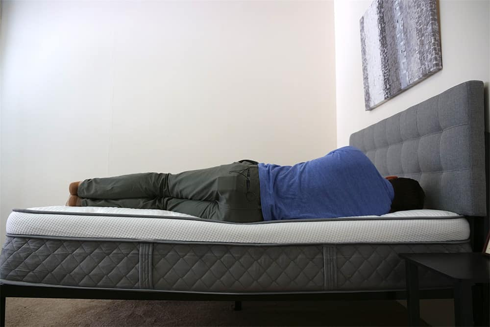 Nest - Alexander Series Mattress Laying Side