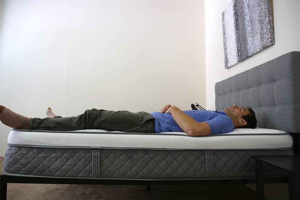 Nest - Alexander Series Mattress Laying