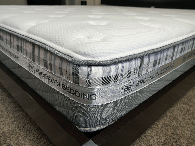 Brooklyn Bedding Mattress Review Sleepopolis