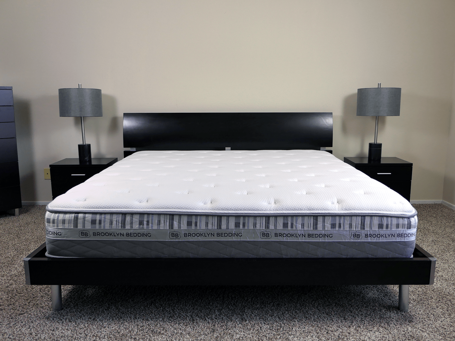 Brooklyn bedding vs casper mattress review sleepopolis for Brooklyn bedding reviews