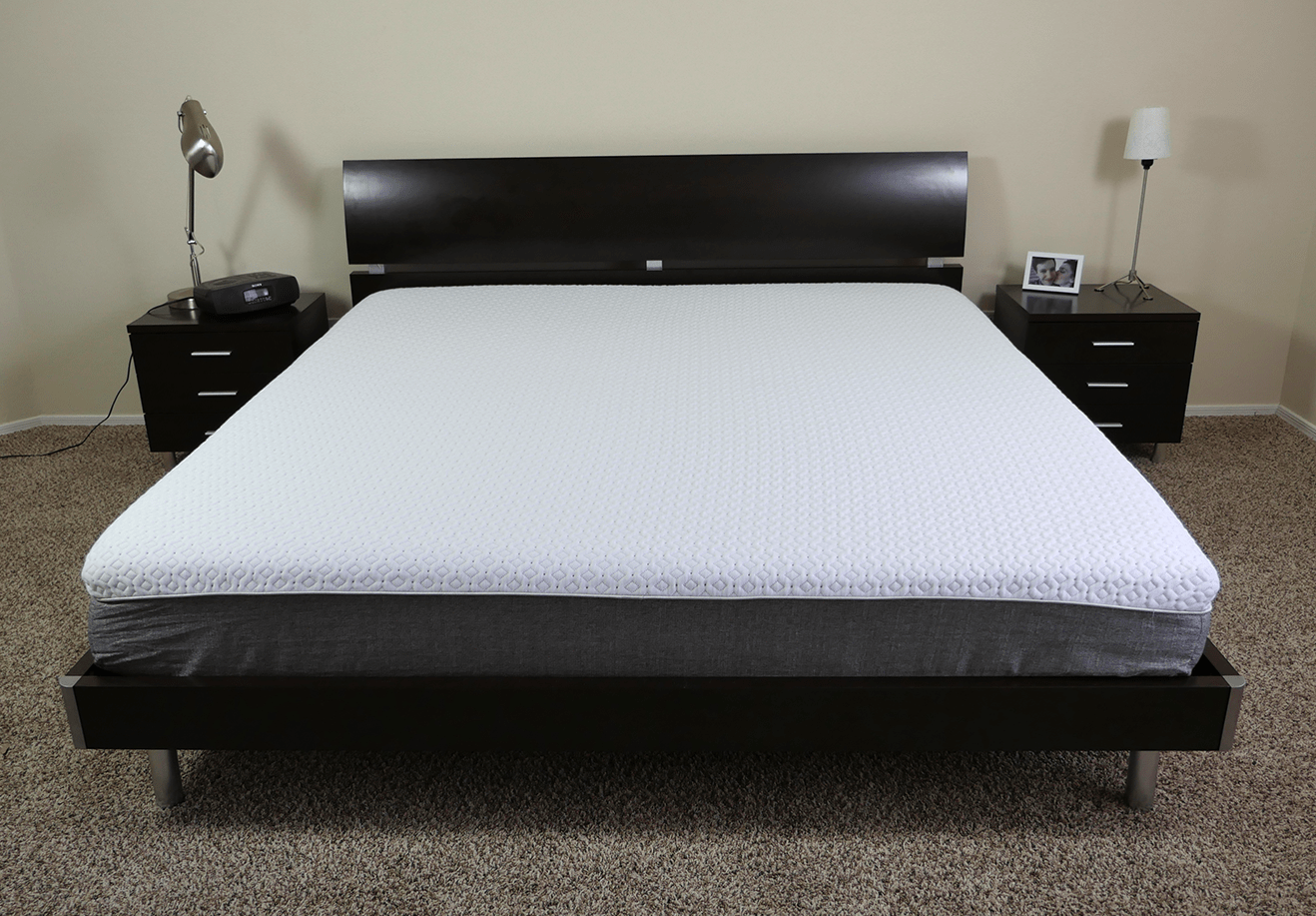 Endy mattress review sleepopolis for Brooklyn bedding vs tempurpedic