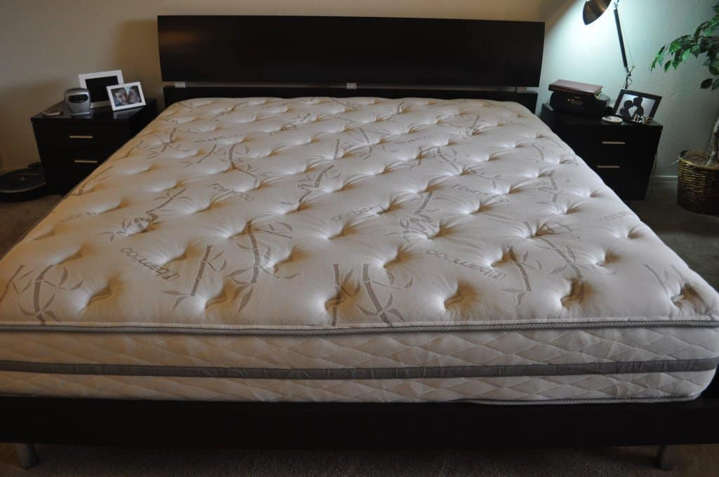 Best Reviews Of Queen Restonic Comfort Care Select Hampton Pillow Top Mattress Set