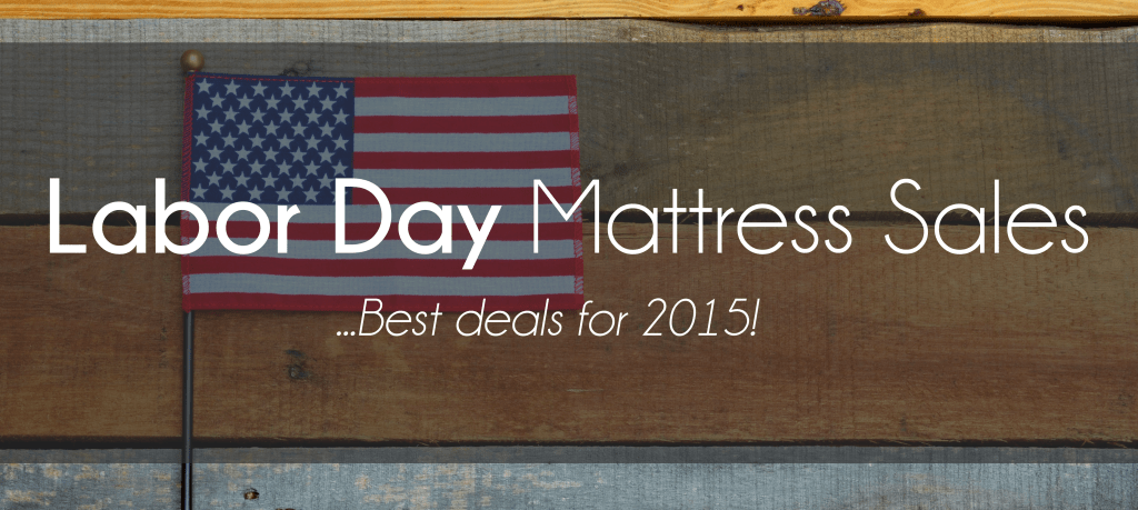 Best Labor day mattress sales for 2015