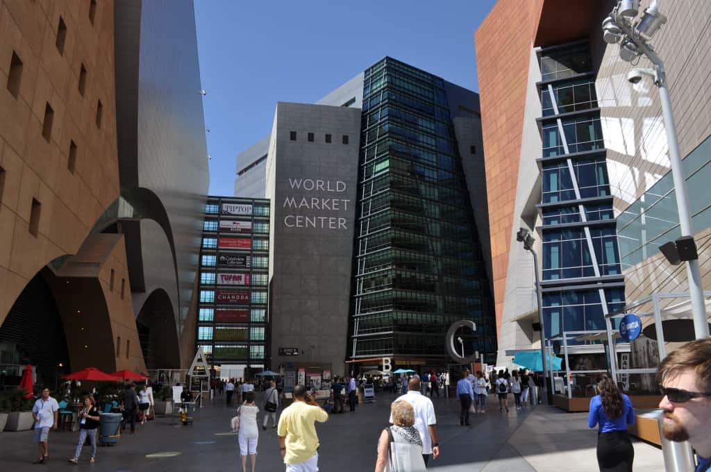 Las Vegas Market at the World Market Center in Las Vegas, Nevada