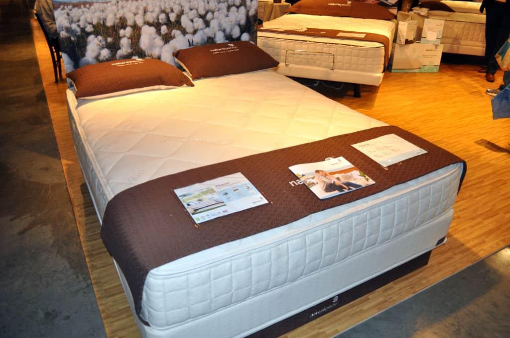 Nature-pedic's new online mattress