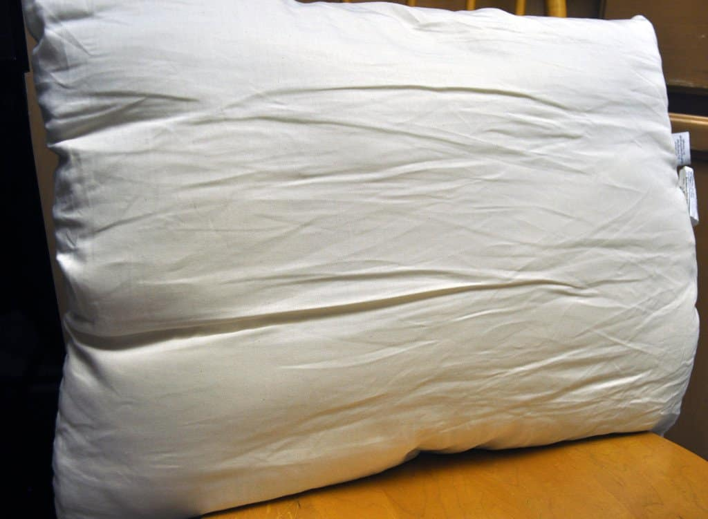 Naturepedic Organic Cotton Pillow Review Sleepopolis