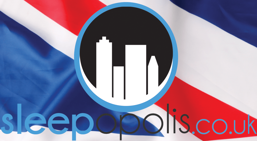 Sleepopolis is coming to the United Kingdom!