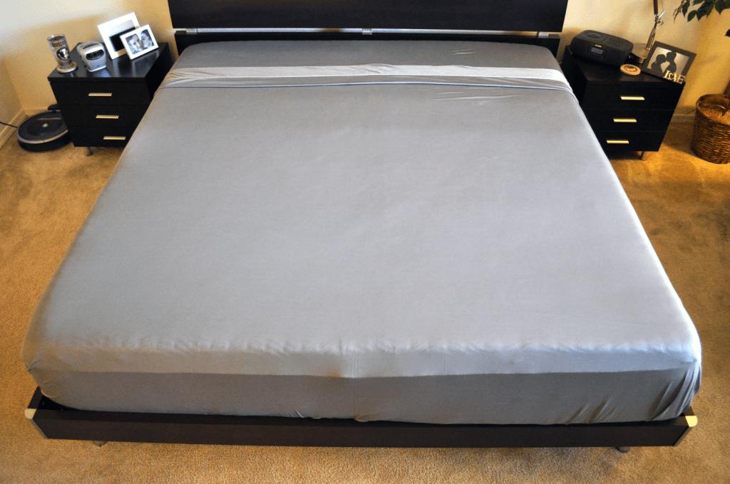 bedgear Dri-Tech sheets - King size mattress