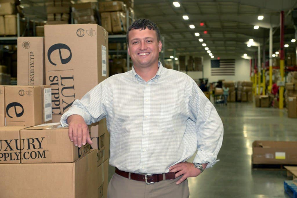 Paul Saunders - eLuxurySupply Founder