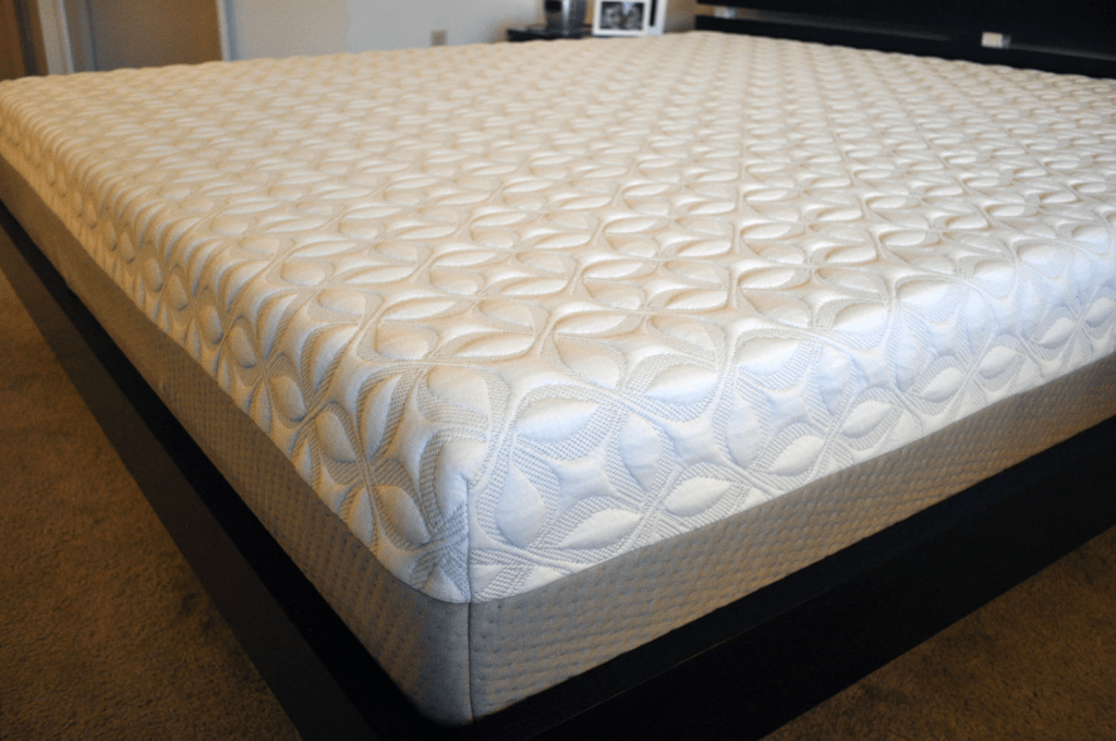 Close up shot of the Zotto mattress cover