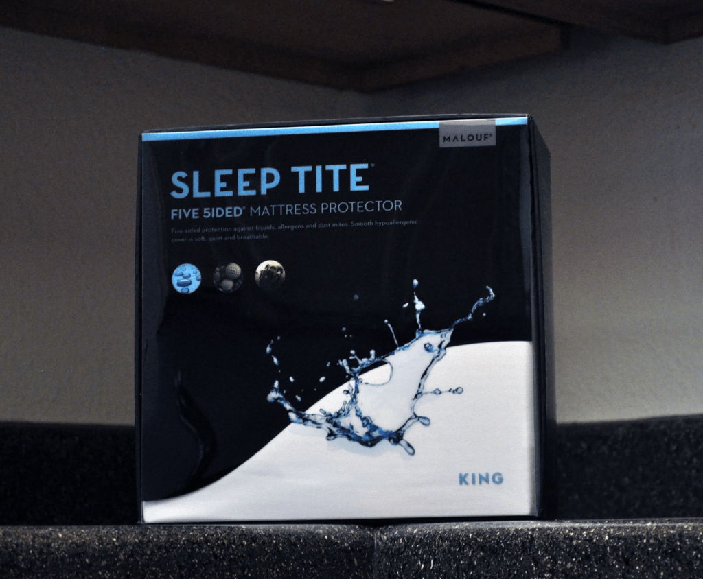 Sleep Tite mattress protector - King size