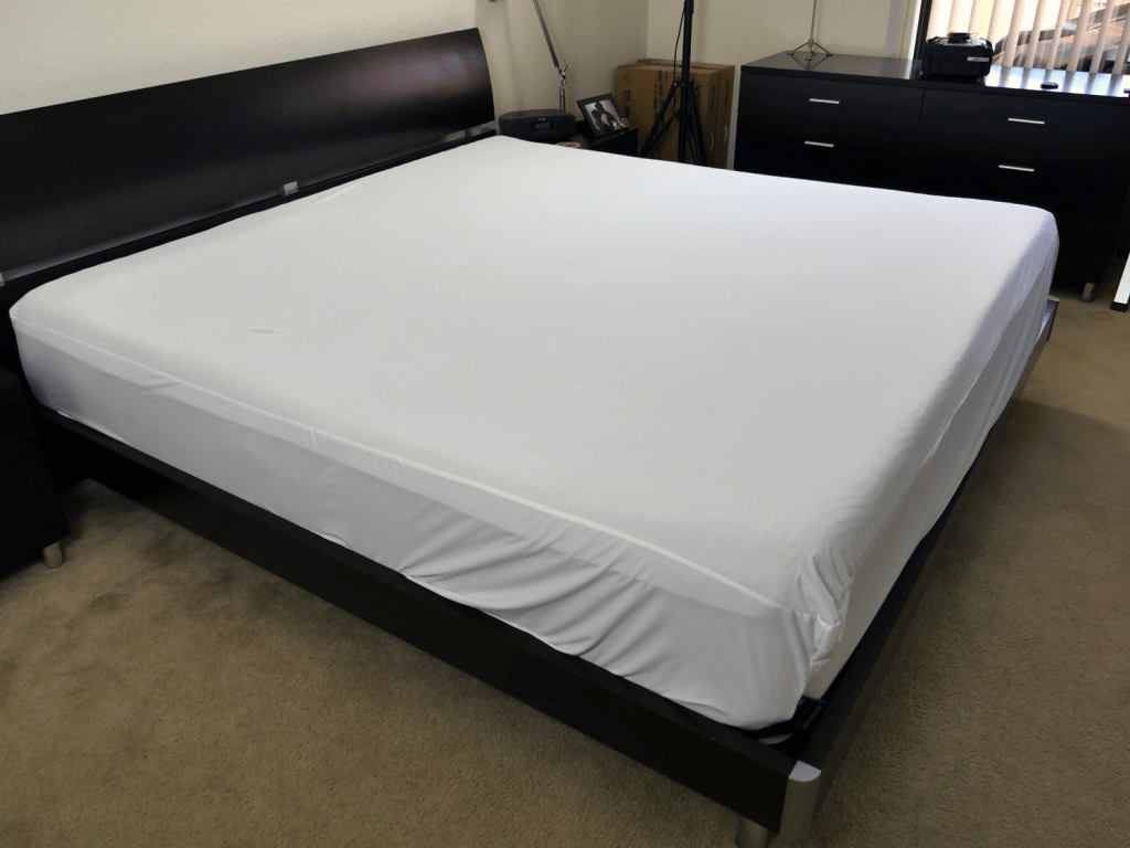 Sleep Tite mattress protector - King size mattress