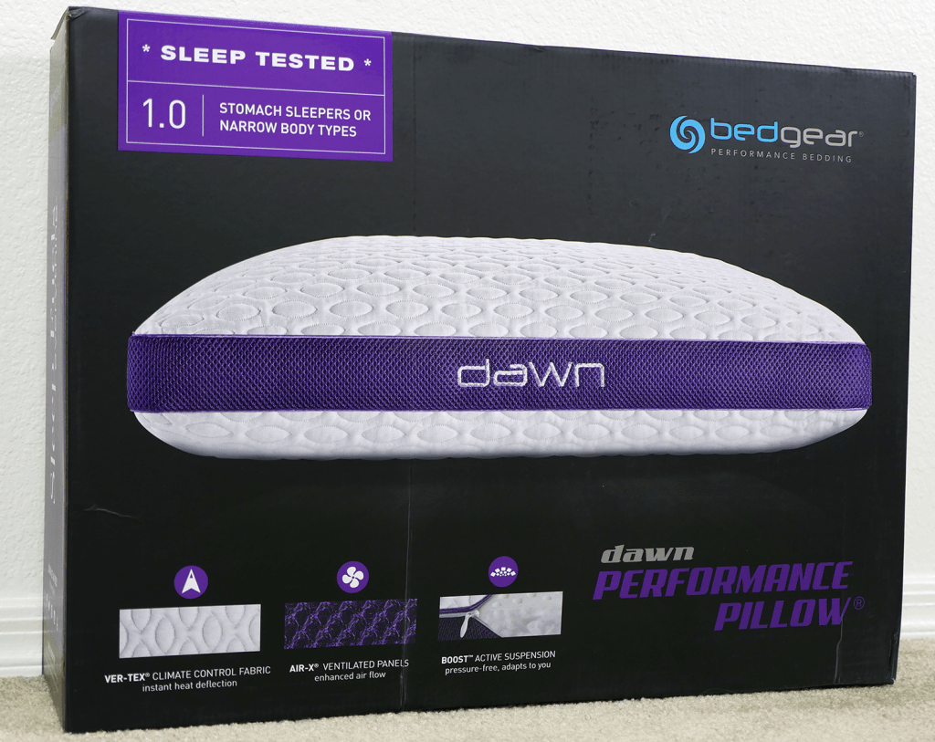BedGear Dawn performance pillow
