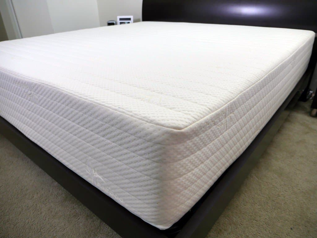 Close up of the Brentwood mattress cover