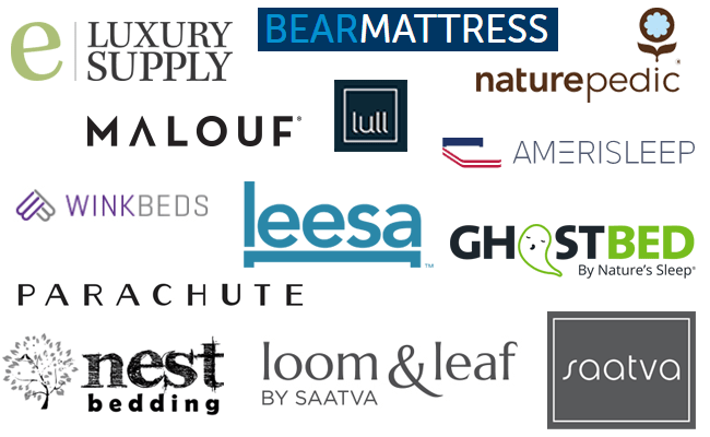 A big thanks to the 12 sponsors of the Sleepopolis Christmas Giveaway Spectacular!