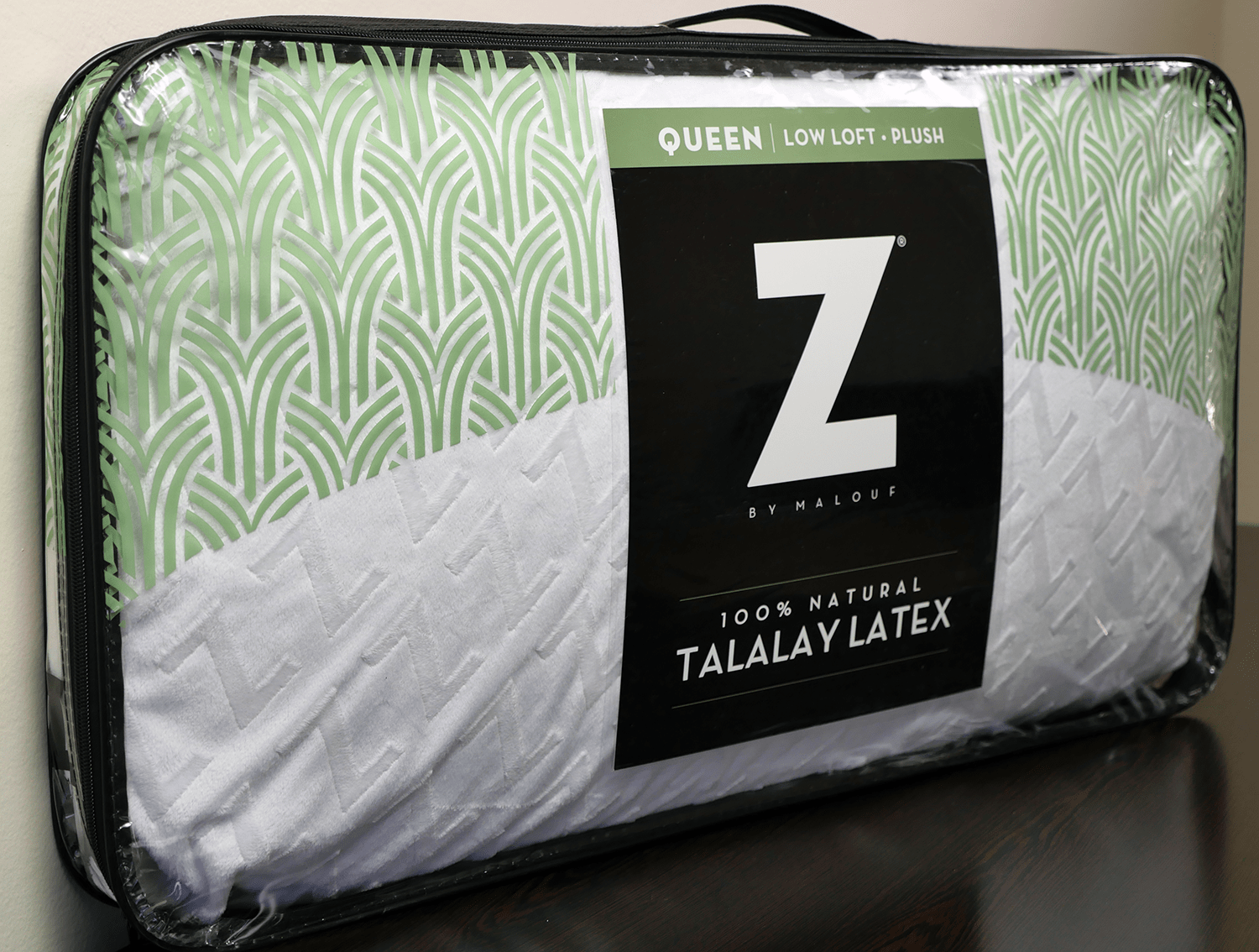 Malouf Talalay Latex Pillow Review Sleepopolis
