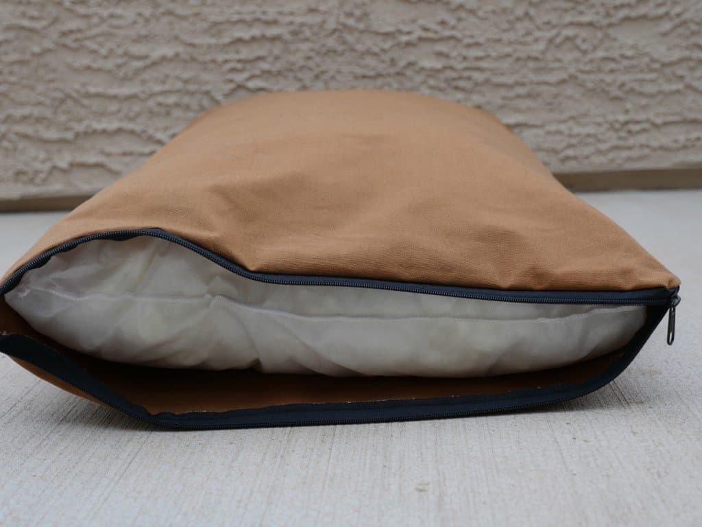 nest bedding spot bed zippered cover