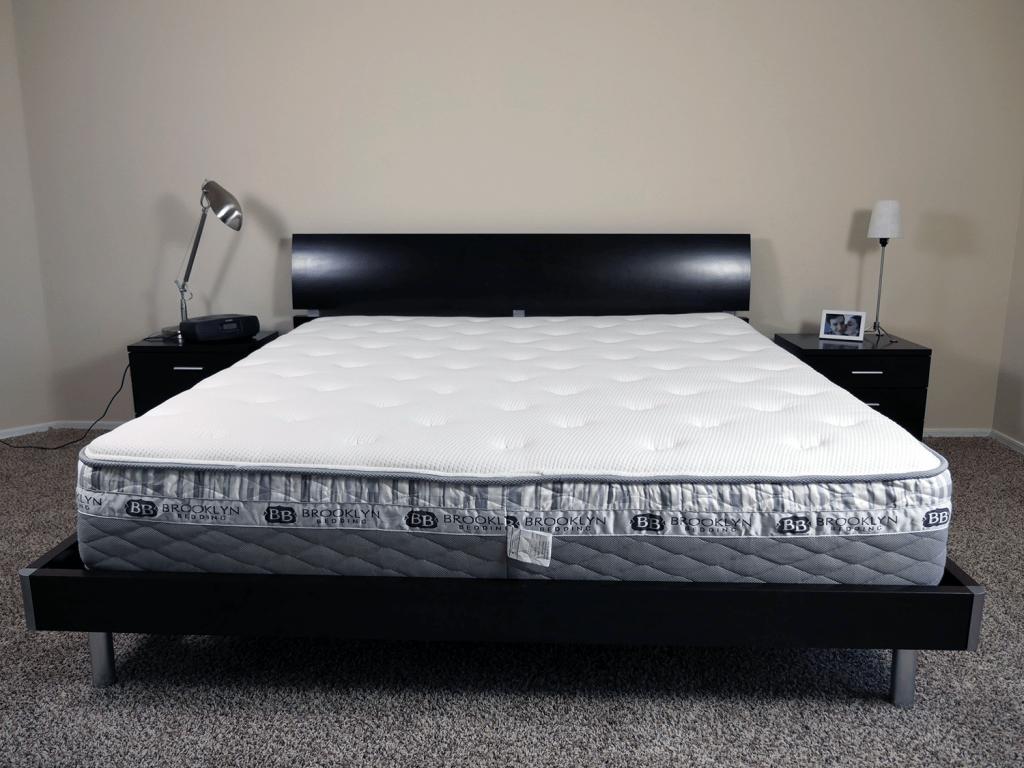 King size Brooklyn Bedding mattress