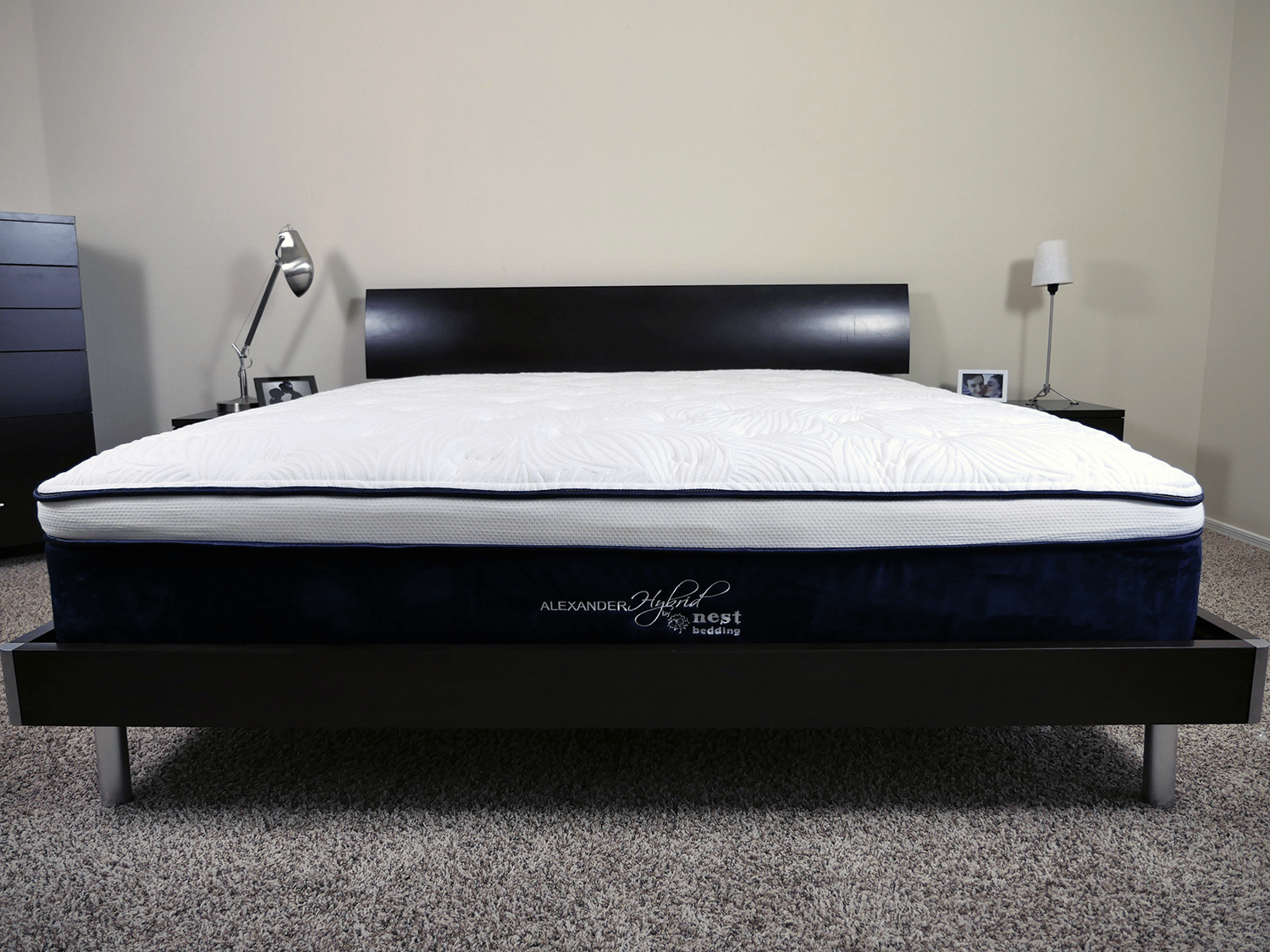 Nets Bedding Alexander Hybrid Mattress Review