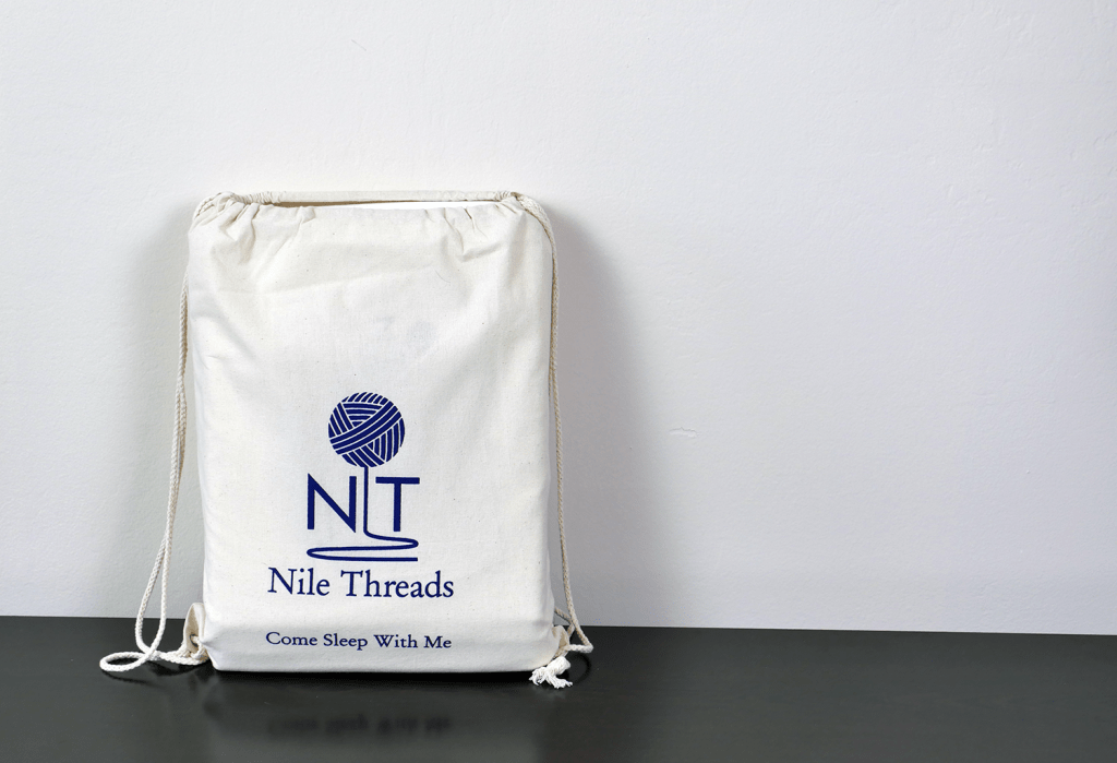 Nile Threads sheets