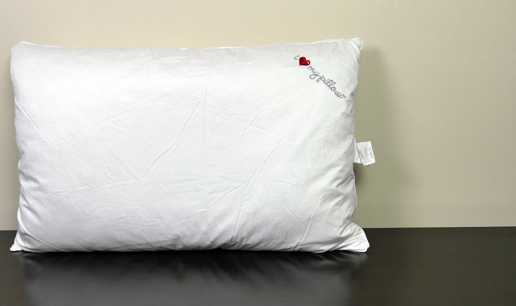 I Love My Pillow Review Sleepopolis
